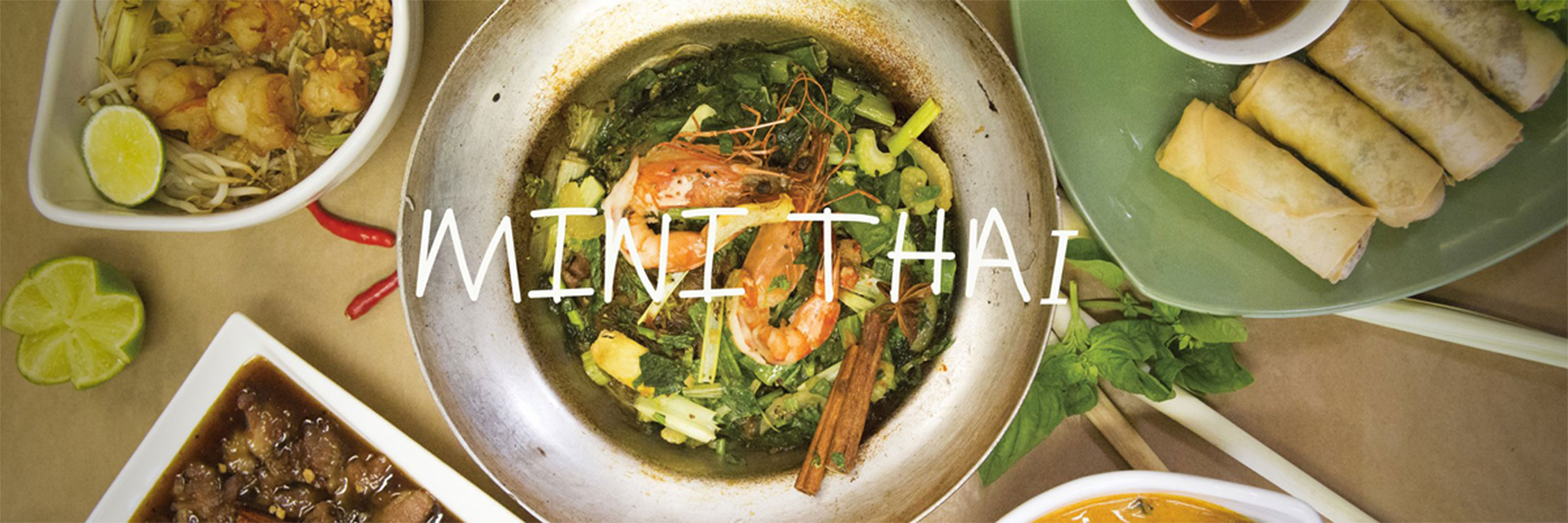 restaurant mini-thai saint jeannet cuisine traditionnel Thailandaise Fait maison